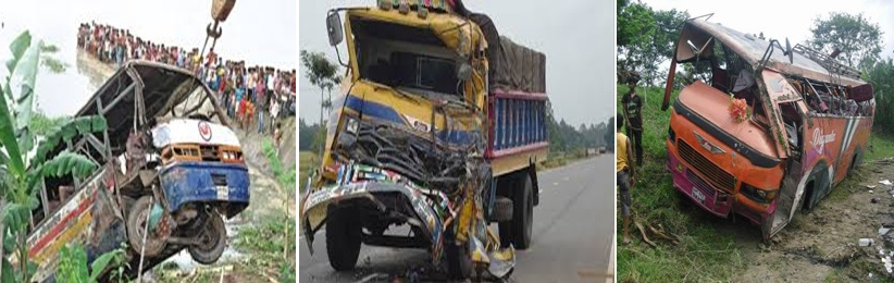 report on road accident in bangladesh Road accidents, injuries, and fatalities are causing great concern to the  community in bangladesh.